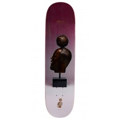 Habitat Stefan Sculpture Series Inlightningment Skateboard Deck - 8.00""