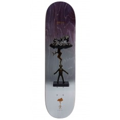 Habitat Stefan Sculpture Series He Thought It Was Serious Skateboard Deck - 8.25""