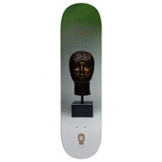 Habitat Stefan Sculpture Series Internal Tunnel Vision Skateboard Deck - 8.375""