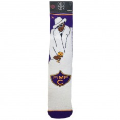 Odd Sox Sweet Jones Socks - Purple