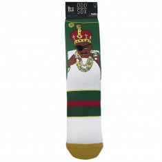 Odd Sox Slick Rick Socks - Green