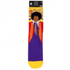 Odd Sox The Experience Socks - Purple