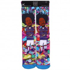 Odd Sox Pill Clinton Socks - Teal