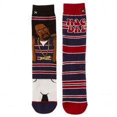 Odd Sox Thizzle Washington Socks - Brown