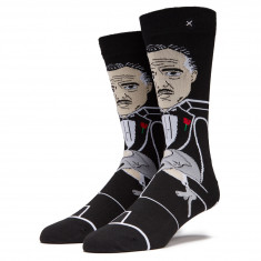Odd Sox The Don Socks - Black