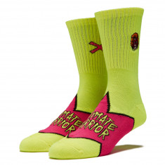 Odd Sox Warrior Nation Socks - Pink