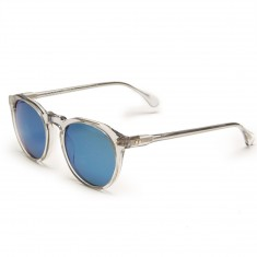Raen Remmy 49 Sunglasses - Smoke/Blue Mirror