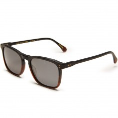 Raen Wiley Sunglasses - Black/Burlwood