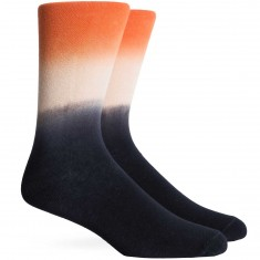 Richer Poorer Zuma Socks - Black/Orange