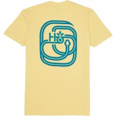Habitat Serpent T-Shirt - Yellow