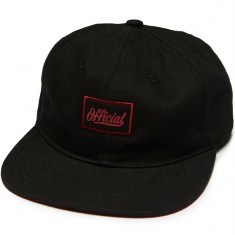 Official Yardie Hat - Black