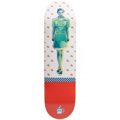 Habitat X Twin Peaks Shelly Skateboard Deck - 8.25""