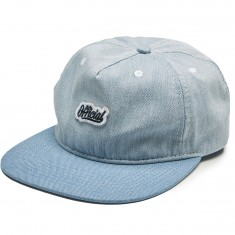 Official Stitch Hat - Blue