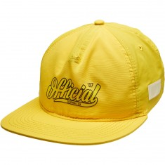 Official Moto Hat - Yellow