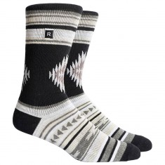 Richer Poorer Arlo Athletic Socks - Black