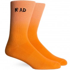 Richer Poorer Rad California Collection Crew Socks - Pink