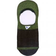 Arvin The No Show Socks - Musgo/Cipres