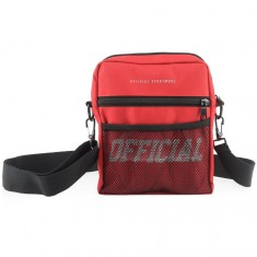 Official Small Utility Bag - Red