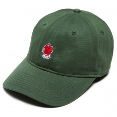 Element Fluky Dad Hat - Hunter Green