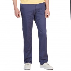 Element Howland Classic Pants - Crown Blue