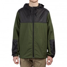 Element Alder Jacket - Rifle Green Heather