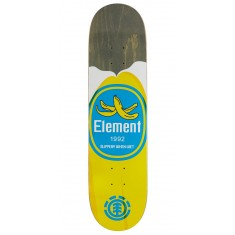 Element You Are What You Eat Banana Skateboard Deck - 7.75""