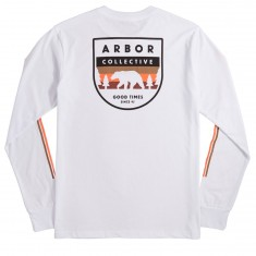 Arbor Park Long Sleeve T-Shirt - White