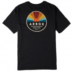 Arbor Horizon T-Shirt - Black