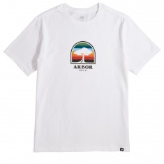 Arbor Vista T-Shirt - White
