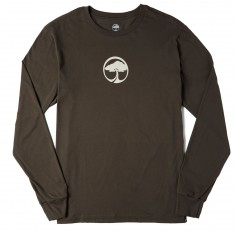 Arbor Icon Long Sleeve T-Shirt - Faded Black