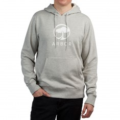 Arbor Landmark Hoodie - Grey Heather