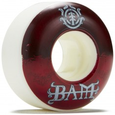 Element Bam LTD Skateboard Wheels - 52mm