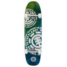 Element Earth Day PTTP Cork Skateboard Complete - 8.50""