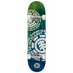 """Element Earth Day PTTP Skateboard Complete - 8.00"""""""