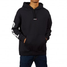 Element Primo Big Hoodie - Flint Black