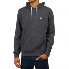 Element Cornell Classic Hoodie - Charcoal Heather/Black