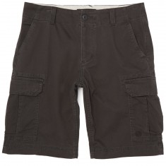 Element Legion Cargo Wk Shorts - Off Black