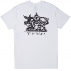Element Triangle T-Shirt - Optic White