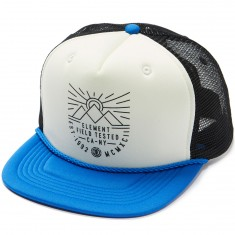 Element Symbol Trucker Hat - Olympian Blue