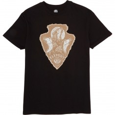 Element Howl T-Shirt - Flint Black