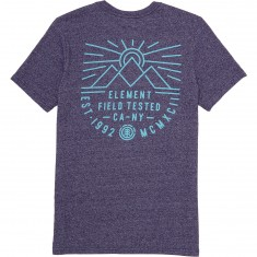 Element Rays T-Shirt - Aura Purple