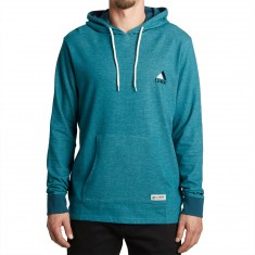 Element Creek Long Sleeve Hoodie - Reflecting Pond