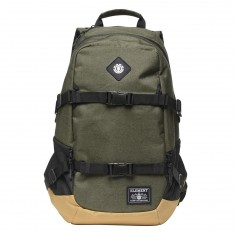 Element Jaywalker Backpack - Moss Heather