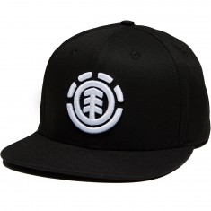 Element Knutsen Hat - Black/White