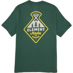 Element Vertex T-Shirt - Hunter Green