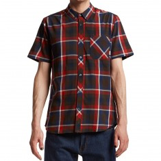 Element Buffalo Shirt - Off Black
