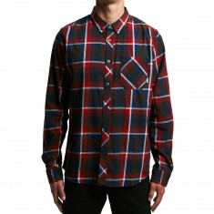 Element Buffalo Longsleeve Shirt - Ponderosa Green