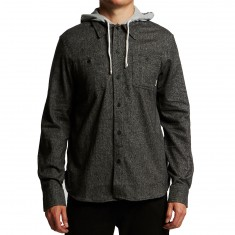 Element Freeport Longsleeve Shirt - Black