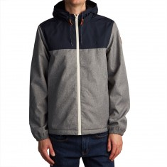 Element Alder Jacket - Eclipse Navy/Grey Heather