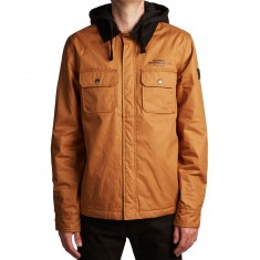 Element Wade Jacket - Bronco Brown